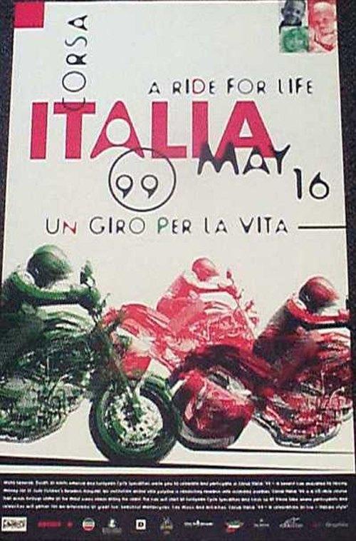 Corsa Italia poster