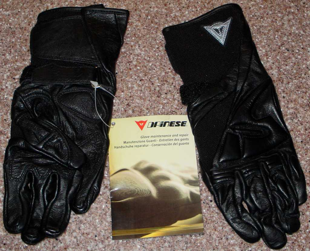 Buy leather motorcycle gloves - Dainese Guanto Hellfire Lady Black Leather Motorcycle Gloves Size Xs Compare At 130 95