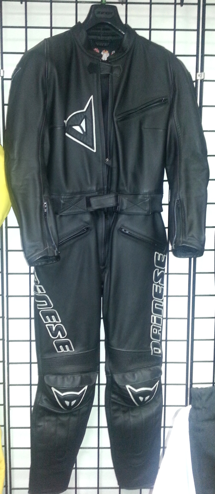 Dainese Luce Lady 2 piece leather motorcycle suit