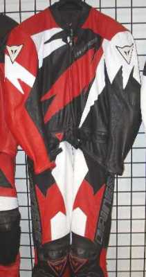 Dainese Rock 2 piece leather suit