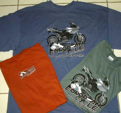 ECS Ducati Multistrada T-shirt