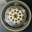 Ducati gold 748 916 996 front rim With rotors