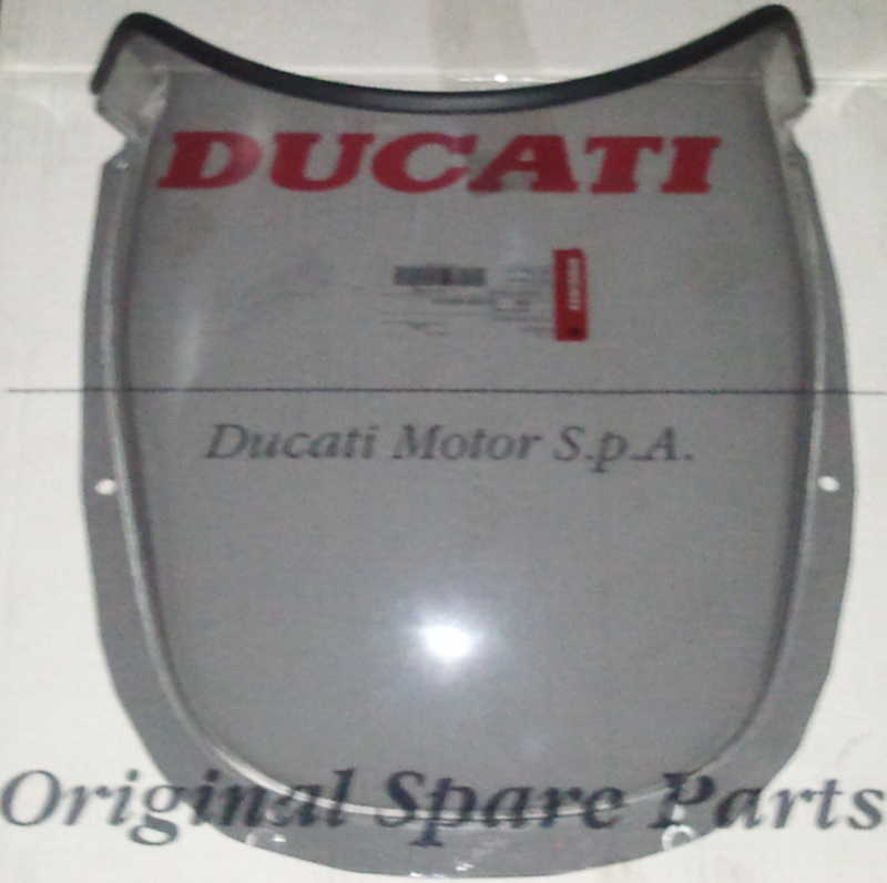 Ducati ST2 Windshield