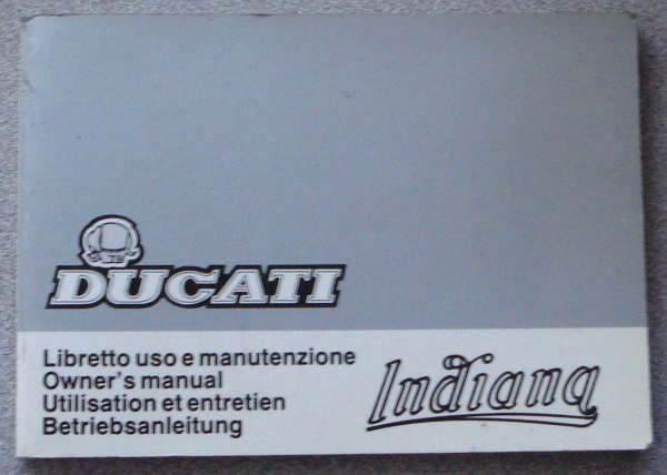 european cycle specialties shopping cart new oem ducati 350 650 na owners manual maintenance schedule maintenance record wiring digarams in italian english french german