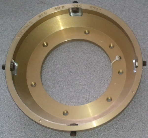 Nichols light weight 3 phase Billet flywheel
