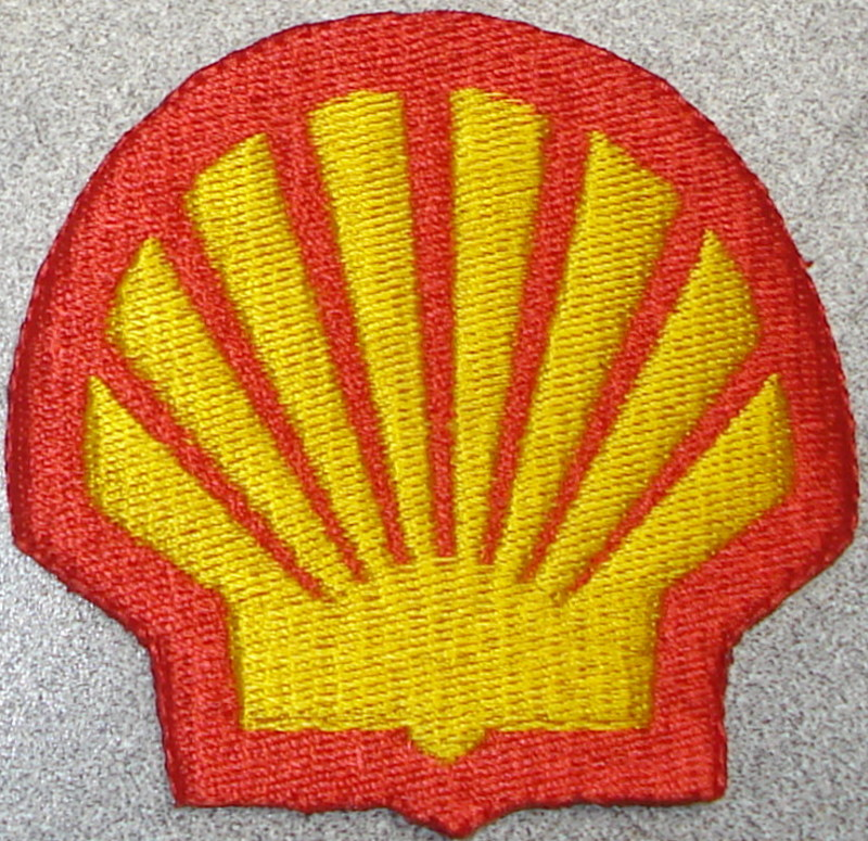 Shell Gas & Oil Patch
